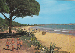 Vilafortuny Beach Cambrils Costa Dorado Tarragona Spain