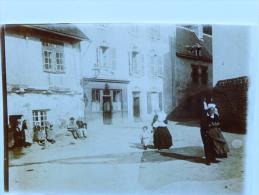 QUIMPERLE :   Photo Prise En Juillet 1902 - Quimperlé