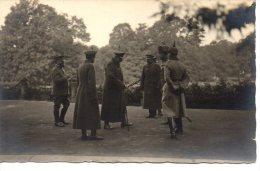 Haute Silesie - Le Prince De Plers Et Le Roi De Bulgarie - Personnages