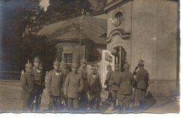 Haute Silesie - Reception Au Chateau De Pless - Personnages