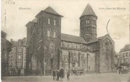 15 - MAURIAC -  Notre-Dame Des Miracles - Attelage - Mauriac