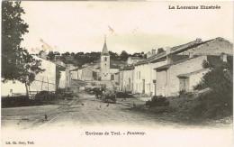 MEURTHE ET MOSELLE 54. ENVIRONS DE TOUL FONTENOY - Autres Communes