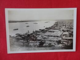 Ecuador---RPPC-- Guayaquil Puerto Principal Not Mailed  - Ref 1144 - Ecuador
