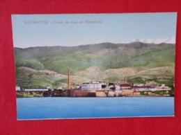 Beyrouth Usine de Gaz et Electricite ca 1910 Not mailed  - ref 1144