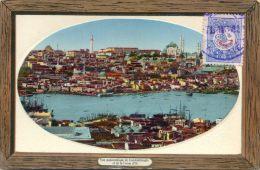 Turquie - Vue Panoramique De Constantinople Et Le Corne D'or - Turkey