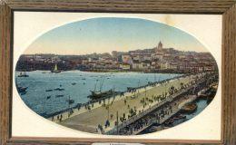 Turquie - Constantinople Nouveau Port Pris Du Coté De Stamboul 1912 - Turkey