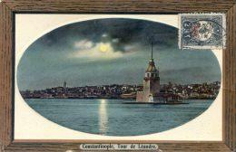Turquie - Constantinople - Tour De Leandre - Turkey