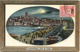 Turquie - Constantinople - Port De Galata - Turkey