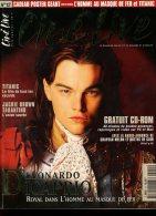 Ciné Live N° 12 Titanic Catherine Frot Romain Duris Dicaprio Tarantino Prevost Lhermitte Sharon Stone Delon Belmondo - Cinéma