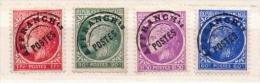 France MNG Overprinted Stamps, Affranches - Precancels