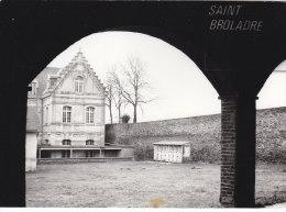 (c) Saint Broladre - Photo écrite Au Verso - Francia