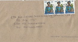 Kenya 2012 Wangari Peace Nobel Prize Winner 30 Sh Cover - Nobelprijs