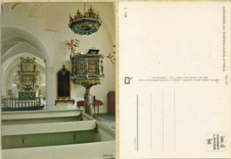 Ak Schweden - Simrishamn -  Kirche ,church, Eglise -  Kanzel - Kirchen U. Kathedralen