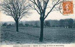 (145)  CPA  Perray Vaucluse  Vallee De L'orge Et Tour De Montlhery  (bon Etat) - Non Classés