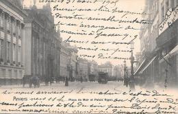 Anvers-place De Meir Et Palais Royal - Non Classificati