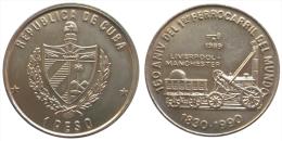 1 Peso 1989 (Cuba) - Cuba