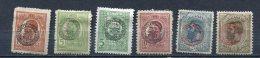 Romania 1919 Post Constontinople MH Overprint - 1918-1948 Ferdinand, Charles II & Michael