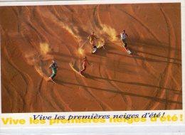 Sport..Monoski Sur Sable..désert..Abou Dhabi..Emirats Arabes Unis - Cartes Postales