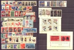 DDR Jahrgang 1966 Komplett Postfrisch (6518) - Nuevos