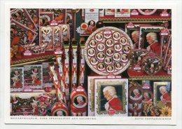 AUSTRIA - AK 186850 Mozartkugel, Eine Spezialität Aus Salzburg - Salzburg Stadt