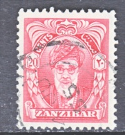 ZANZABAR 233   (o) - Zanzibar (...-1963)