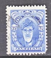 ZANZABAR  236   (o) - Zanzibar (...-1963)