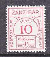 ZANZABAR  J 19  * - Zanzibar (...-1963)