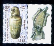 EGYPT / 2010 / JOINT ISSUE : EGYPT & SLOVAKIA / EGYPTOLOGY / MNH / VF. - Nuovi