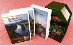 """3 X VHS Video  - Videocasetten  -  """"Deutschland Wie Es Keiner Kennt""""  -  Sammleredition Von Reader`s Digest Im Schuber - Science-Fiction & Fantasy"""