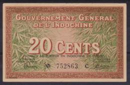 INDOCHINE CAMBODGE LAOS VIETNAM   PICK N°86a    F/VF - Indochine