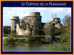CPM Jack-Région BRETAGNE : Pledeliac - Chateau De La Hunaudaye - France