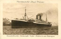 AK R.P.D. Großer Kurfürst Ca. 1910 (?) RPD Reichpostdampfer Später: Dampfer Aeolus Schiff Dampfer Ship Steamer NDL - Paquebots