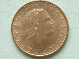 1994 - 200 Lire / KM 164 ( Uncleaned Coin / For Grade, Please See Photo ) !! - 200 Lire