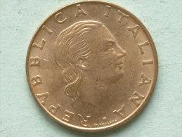1994 - 200 Lire / KM 164 ( Uncleaned Coin / For Grade, Please See Photo ) !! - 1946-… : République