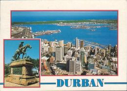 South Africa - Durban - Then And Now - Nice Stamp - Südafrika