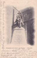 MOL / MOLL : Monument De La Guerre Des Paysans - 1798-1898 - Mol