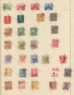 Lot Japan gestempelt used / 31 Werte