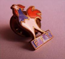 PIN'S FFTIR COLLECTOR - Pin