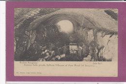 TRAFORO  SEMPIONE Interno Della Piccola  Galleria  D' Accesso Al Gran Tunel Del Sempione - Novara
