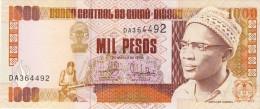 BILLET # GUINEE BISSAU # 1000 PESOS # 1990 # PICK 13 #  NEUF # AMILCAR CABRAL # - Guinea-Bissau