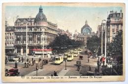 Tram / Tramway / ANTWERPEN - De Keyzer Lei / ANVERS - Avenue De Keyzer - Antwerpen
