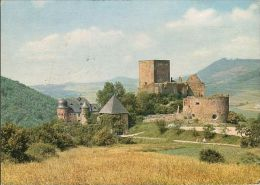 D-66869 Kusel - Burg Lichtenberg (Pfalz) - Kusel