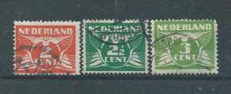 Nederland 1924/25  Dr° 145/47 (°) Nvph - Oblitérés