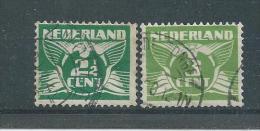 Nederland 1924/25  Dr° 146/47 (°) Nvph - Oblitérés