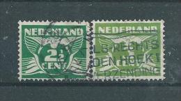 Nederland 1924/25  Dr° 146/47 (°) Nvph - 1891-1948 (Wilhelmine)