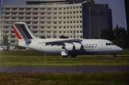 AIR FRANCE / CITY JET  RJ85  EI RJE - 1946-....: Moderne