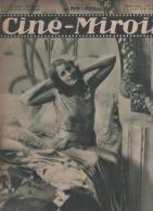 CINE MIROIR 23 01 1931 - JEANNETTE MAC DONALD - RAQUEL TORRES - IVAN PETROVITCH - VERTIGE E. SLOMAN - - Cinéma/Télévision