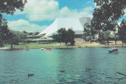 Festival Theatre Beside The Torrens River, Adelaide - Prepaid PC A1.1.76 Unused - Adelaide
