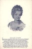 PAYS DE LOIRE - 44 - LOIRE ATLANTIQUE - NANTES - Mademoiselle De Nantes - Femmes Célèbres