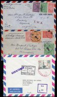 Saudi Arabia Some Older Covers 3. - Saudi Arabia
